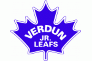 Verdun Maple Leafs (ice hockey) - Image: Verdunmapleleafs