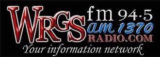WRGS - Image: WRGS logo