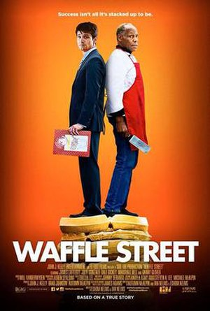 Waffle Street - theatrical release poster