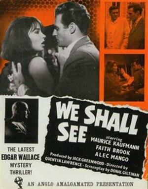 We Shall See - Image: We Shall See (1964 film)