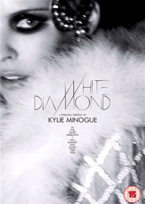 White Diamond: A Personal Portrait of Kylie Minogue - Image: White Diamond A Personal Portrait of Kylie Minogue