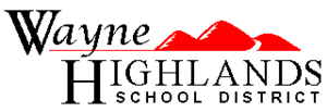Wayne Highlands School District - Image: Whsdlogo