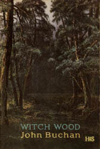 Witch Wood - 1st edition dust jacket