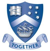 Women's College, University of Sydney coat of arms.png