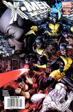 X-Men: Legacy - Image: X Men 208