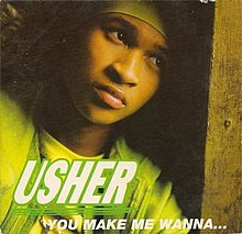 Usher — You Make Me Wanna… (studio acapella)