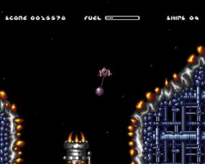 Zarathrusta - Screenshot from the game.