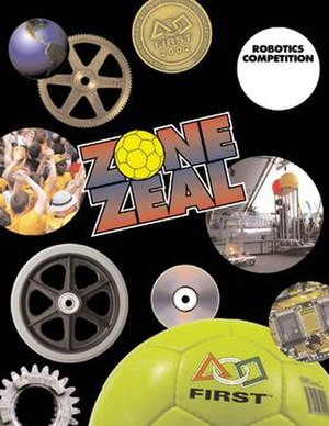Zone Zeal - Image: Zone Zeal Logo