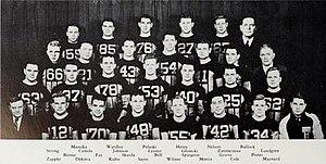 1936 Illinois Fighting Illini football team - Image: 1936 Illinois Fighting Illini football team