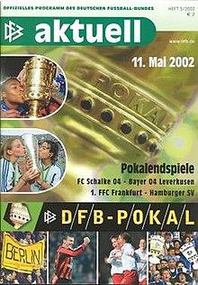 Dfb Pokal 2002