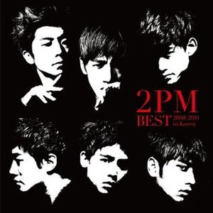 2PM Best: 2008–2011 in Korea