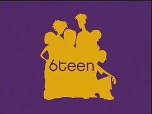 6teen - Image: 6teen Intertitle