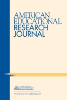 <i>American Educational Research Journal</i> journal