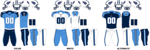 Tennessee Titans - Image: AFCS Uniform TEN