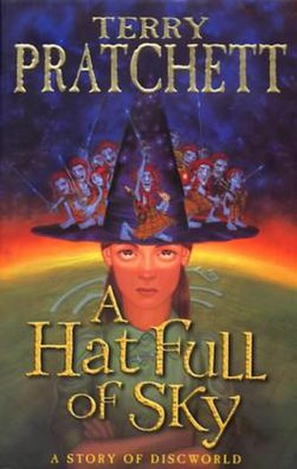 A Hat Full of Sky - Image: A Hat Full of Sky Cover