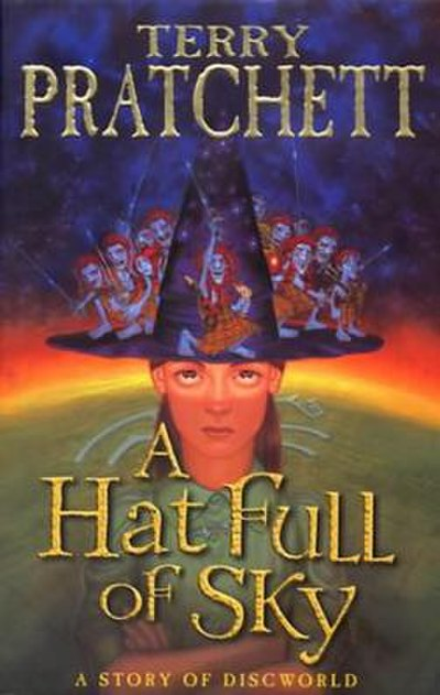 Picture of a book: A Hat Full Of Sky