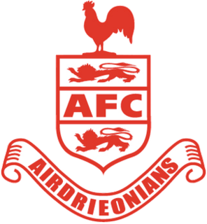 Airdrieonians F.C. (1878) association football club active between 1878 and 2002