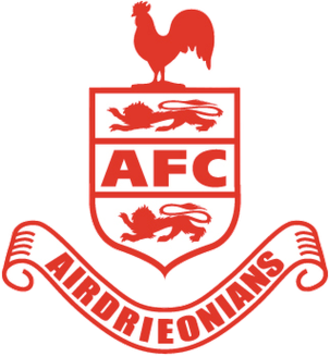 Airdrieonians F.C. - Image: Airdrieoniansnewlogo