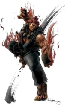 Akuma Street Fighter Wikipedia