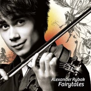 Fairytales (Alexander Rybak album) - Image: Alexander Rybak Fairytales (album, cover 2)
