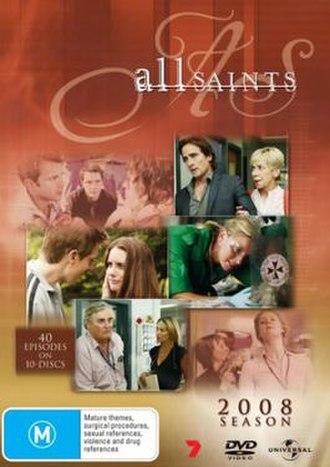 All Saints (season 11) - 2008 Season DVD