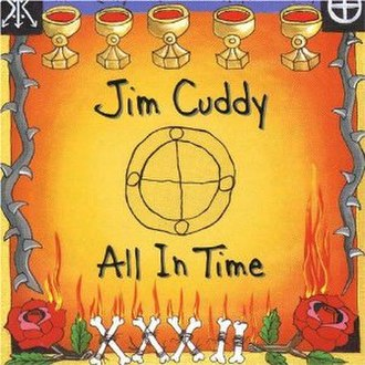 All in Time (Jim Cuddy album) - Image: Allin Time