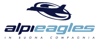 Alpi Eagles - Image: Alpieagles logo