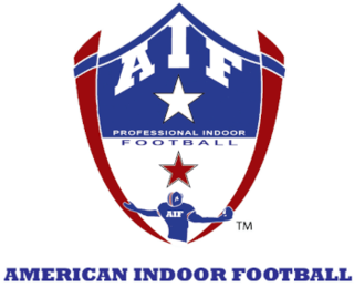 American Indoor Football former professional indoor football league