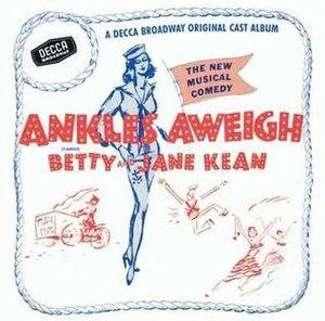 Ankles Aweigh - Original cast recording