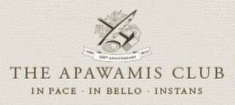 The Apawamis Club - Image: Apawamis Club.logo