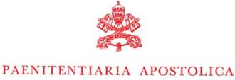 Apostolic Penitentiary - Logo of the Apostolic Penitentiary