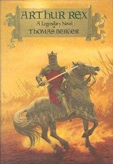 <i>Arthur Rex</i> book by Thomas Berger