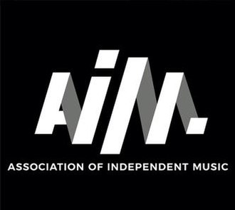 Association of Independent Music - Image: Association of Independent Music Logo