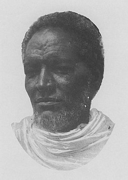 Bahta Hagos was an important leader of the Eritrean resistance to foreign domination specifically against northern Ethiopian and Italian colonialism. Bahta Hagos.jpeg
