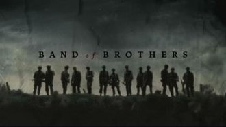 Band of Brothers (miniseries) - Image: Bandof Brothers Intertitle