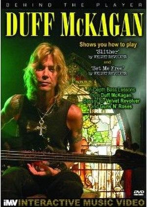 Behind the Player: Duff McKagan - Image: Behind the Player Duff Mc Kagan