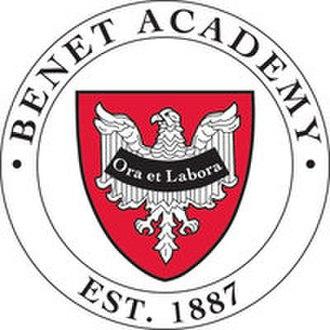 Benet Academy - Image: Benet logo