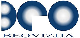 Beovizija - Beovizija logo used from 2003 to 2009.