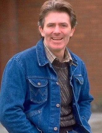 Billy Corkhill - Billy Corkhill in 1986