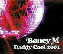Boney M. - Daddy Cool 2001 (2001 single) (UK).jpg