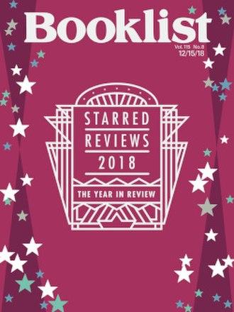 Booklist - December 15, 2018 issue