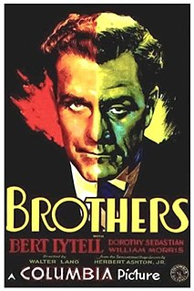 <i>Brothers</i> (1930 film) 1930 film