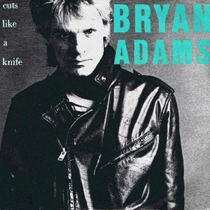 Cuts Like a Knife (song) - Image: Bryan Adams Cuts Like a Knife (US 7)