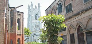 Christ Church College, Kanpur - Image: CC College kanpur