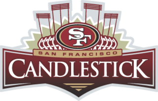 Candlestick Park former stadium in San Francisco, California