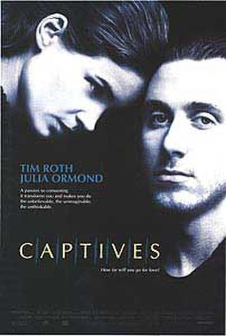 Captives - Theatrical release poster