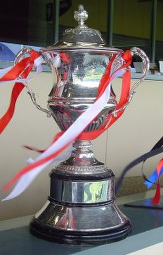 Chatham Cup - The Chatham Cup trophy