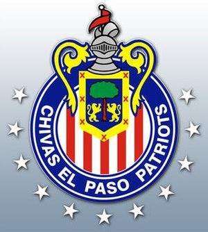 El Paso Patriots - Original Chivas El Paso Patriots logo