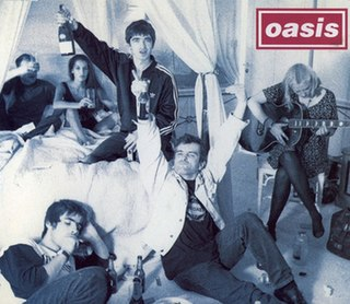 Cigarettes & Alcohol 1994 single by Oasis