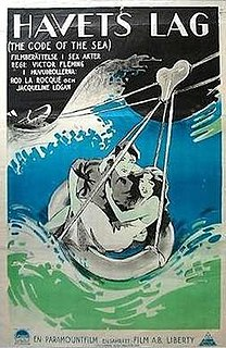 <i>Code of the Sea</i> 1924 film by Victor Fleming